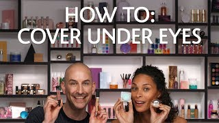 How to: Cover Under Eyes for Mature Skin | Sephora