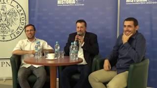Dyplomata czy szpieg – spotkanie z cyklu Tajemnice wywiadu (Pleskot, Bagieński, Gadowski)