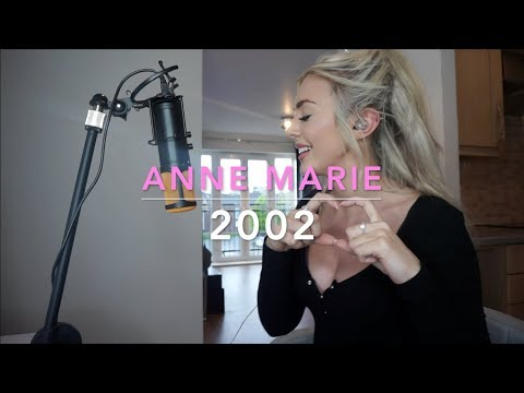 Anne Marie - 2002 | Cover 💕🎤