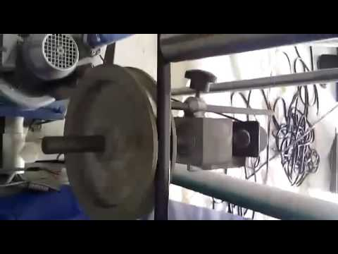 Wire and Cable Extrusion Line By Sant Engineering Industries, New Delhi