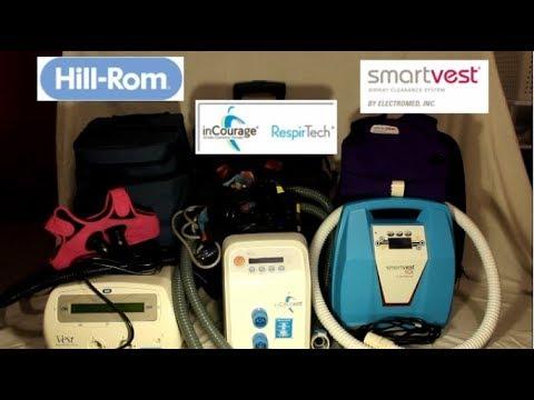 Hill-rom VS respirtech VS smartvest