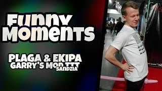 Funny Moments PLAGA & EKIPA Garry's Mod TTT