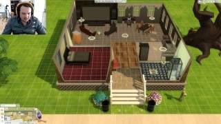 Machen wir mal die Hütte hübsch - SIMS 4 #4