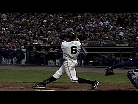 MIN@SF: Snow hits a two-run homer into McCovey Cove