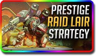 Destiny 2 - Prestige Raid Lair Guide For EoW & SoS (Destiny 2 400 Power Weapons & 400 Power Armor)