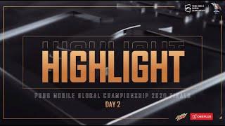 📺 HIGHLIGHT PMGC 2020 - Day 2