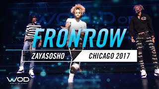 ZayaSosho with Ayo and Teo | FRONTROW | World of Dance Chicago 2017 | #WODCHI17 2017 Video