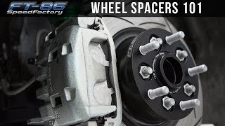Wheel Spacers 101 | What you need to know
