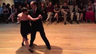 Leona & Yoni Argentine Tango choreographed by Jennifer Wesnousky