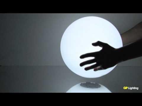 GP LIGHTING | GP Coulorplay Globe LED GERMAN 14-12-2010