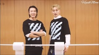 181108 D&E?PLAYING Toilet paper fast winding
