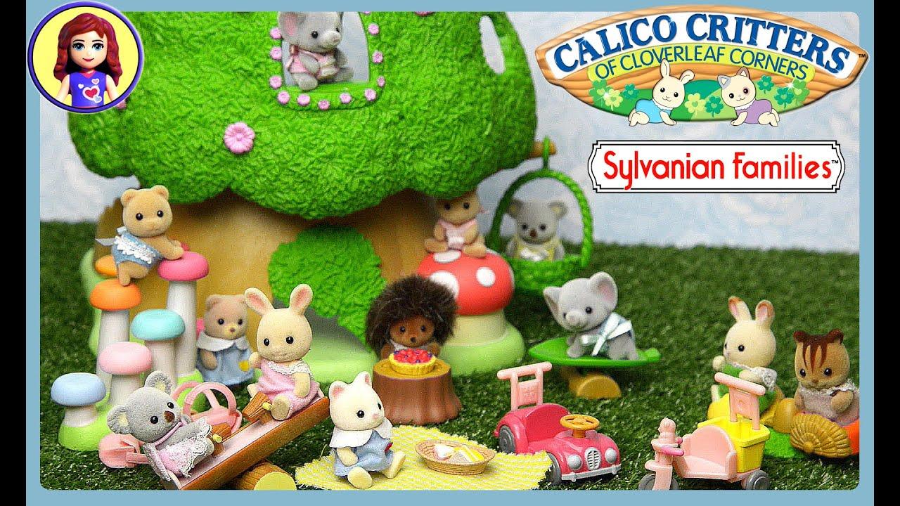 امنح الحقوق عابث الليزر Elliev Toys Calico Critters Cabuildingbridges Org