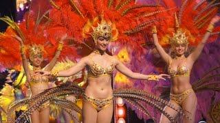 SANYA LAS VEGAS SONG, DANCE & ACROBATICS SHOW - 26 OCT 2016
