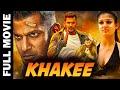 Khakee(2008) खाकी | Full Movie | Vishal, Nayantara