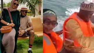 Ganin videon Kabiru Gombe da matar sa ya sa Saddiq Sani Saddiq maida martani kan masu zagin sa