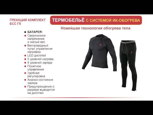 Шерстяное термобельё RedLaika Arctic Merinoo Wool