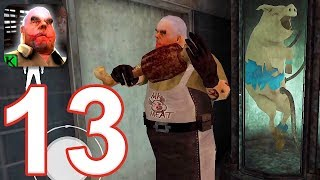 Mr. Meat: Horror Escape Room - Gameplay Walkthrough Part 13 - New Update 1.6.0 (iOS, Android)