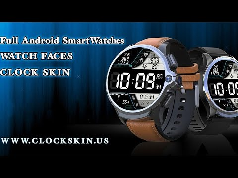 watch faces kospet prime se and full Android smartwatches
