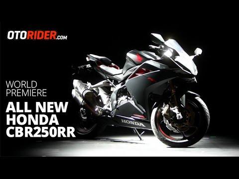 All New Honda CBR250RR 2016 Indonesia - World Premiere dan Detail | OtoRider (English Subtitled)