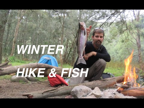 Winter Hike & Fish (Blue Mountains)