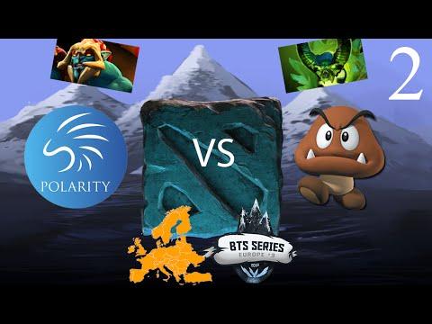 Polarity vs GOOMBA - BTS Series Europe #3 - G2
