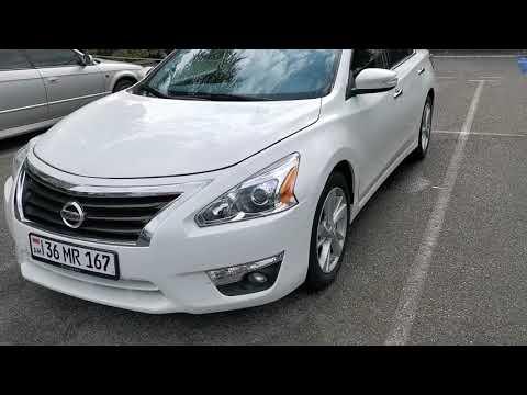 Авто из Армении, Nissan Altima, 2013г 2.5, 75000ml 10000$