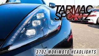 Tarmac Sportz- Morimoto Nissan 370z LED Headlights Installation