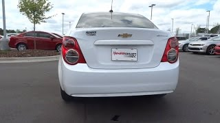 2015 Chevrolet Sonic Durham, Chapel Hill, Raleigh, Cary, Apex, NC 133561A