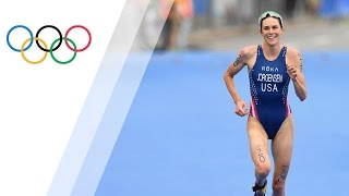 Gwen Jorgensen: My Rio Highlights