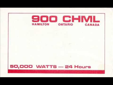 900 CHML Hamilton, Ontario 1986