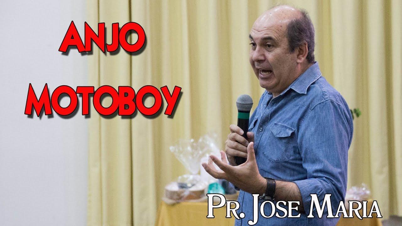 Pr. José Maria Guimarães: Anjo Motoboy