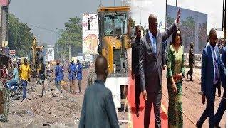 BOTALA NDENGE FATSHI AZOBONGOLA CONGO NA PROGRAMME 100 JOURS