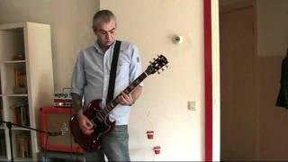 Joey Ramone - What A Wonderful World (guitar cover)