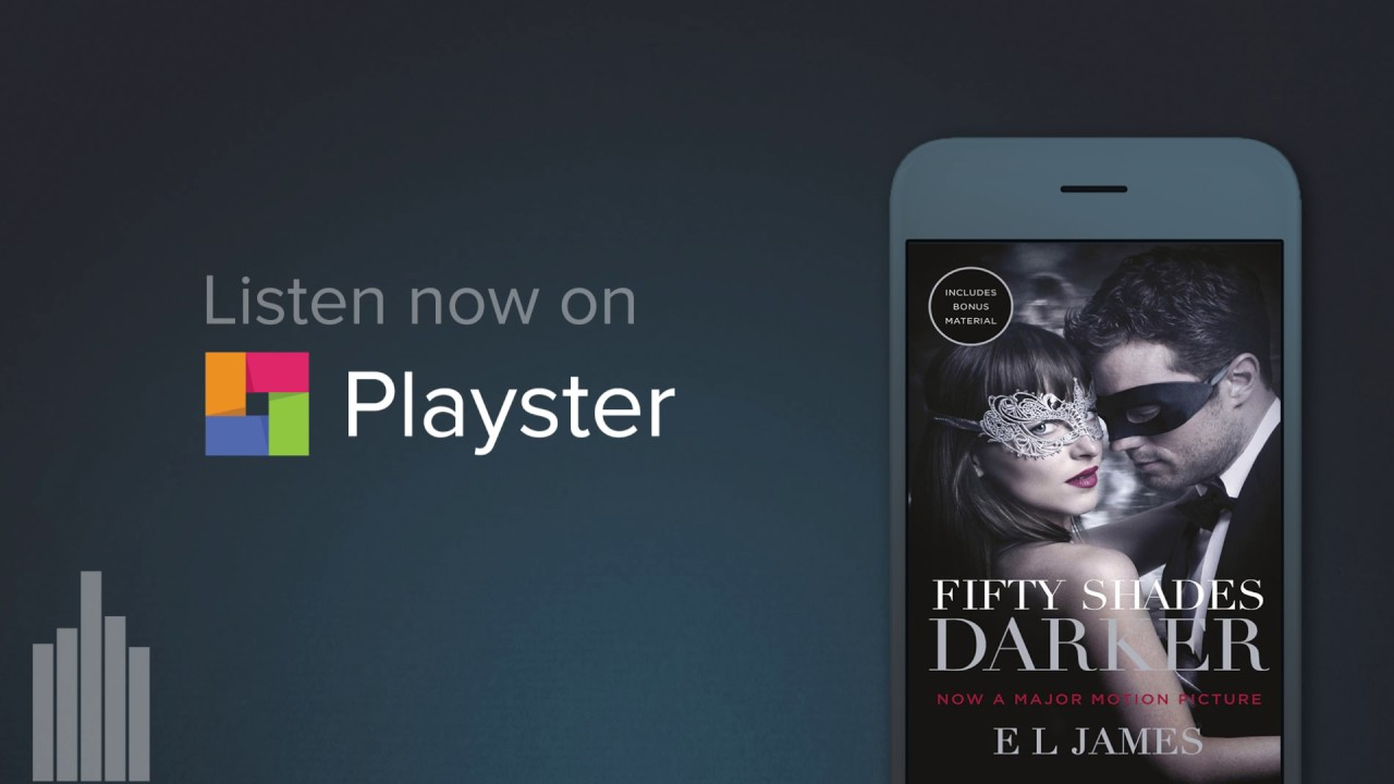 fifty shades of grey darker audiobook free