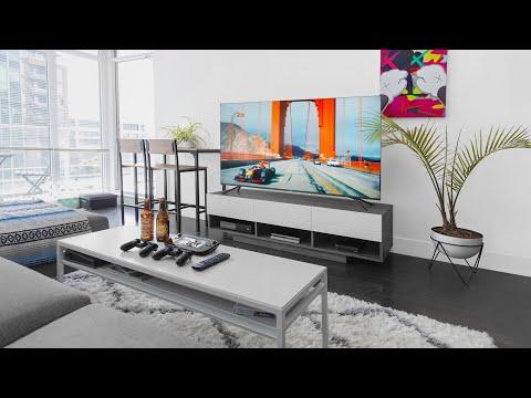 Modern Apartment Living Room Setup 2019!