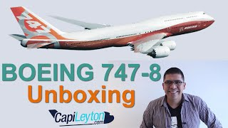 Video Boeing 747 8i Unboxing. (#8) download MP3, 3GP, MP4, WEBM, AVI, FLV Agustus 2018