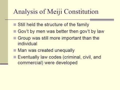Meiji Japan