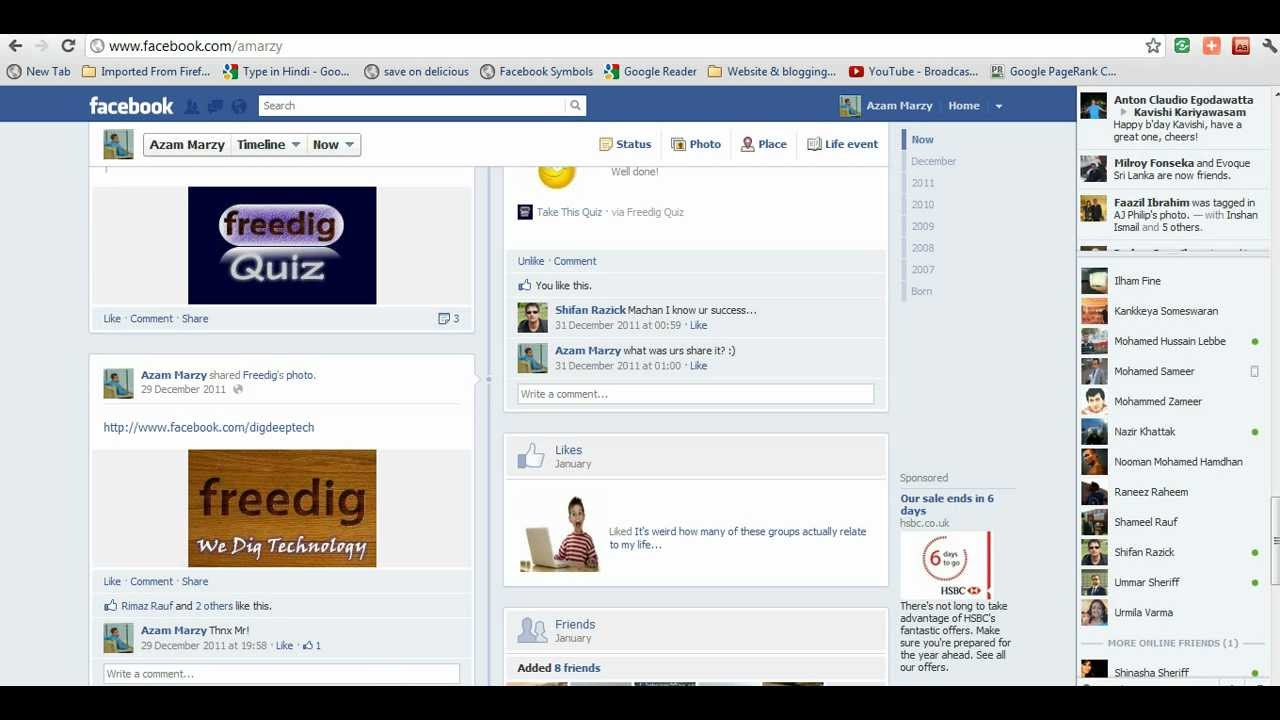 previous post facebook friends - photo #13
