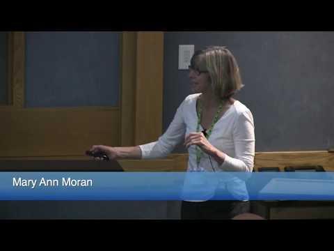 IMBeR IMBIZO 5 - Mary Ann Moran Keynote address for  the Metabolic Diversity and Evolution Workshop