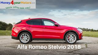 Alfa Romeo Stelvio 2018 road test and review