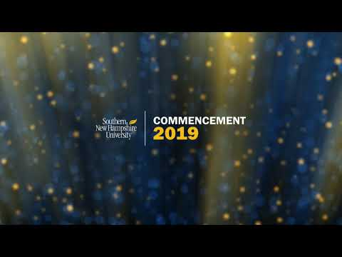 SNHU Sunday Morning Commencement 2019