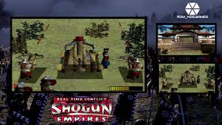 ROM_NDSGAMES - [Real Time Conflict   Shogun Empires DS]