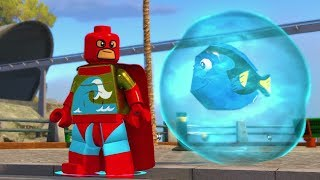 LEGO The Incredibles - New Urbem City Park 100% Guide (All Collectibles)