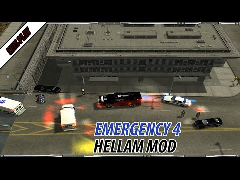 Emergency 4 Hellam Township Mod - Private Mod -  Episode 1 - Preview