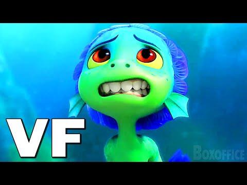 LUCA Bande Annonce 2 VF (2021) Disney Pixar