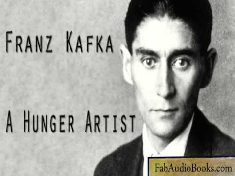 A HUNGER ARTIST by Franz Kafka   full unabridged audiobook