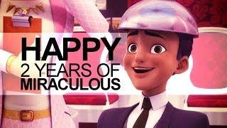 Miraculous Ladybug CRACK Compilation | 2 YEARS OF MIRACULOUS