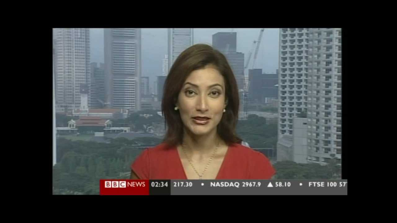 Bbc news asia business report present or definition