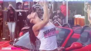 Repeat youtube video Megan Med Scandal beauties Dk Til DHB 2015