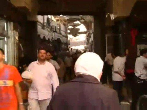 Journal Reporter | In der Altstadt von Damaskus